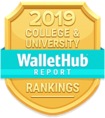 WalletHub Best University